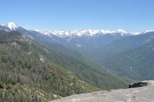 Eastern view from Moro Rock